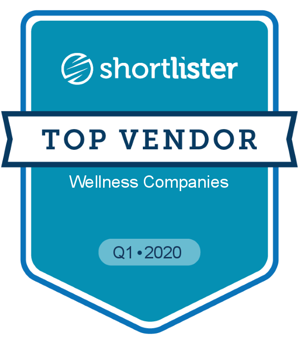 Shortlister: Recommended as a Top Vendor in the health and wellness space