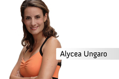 Alycea Ungaro: Pilates Pioneer & Physical Therapist. Trained Madonna & Uma Thurman