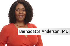 Bernadette Anderson, MD: Family Medical Doctor & Lifestyle Medicine Expert