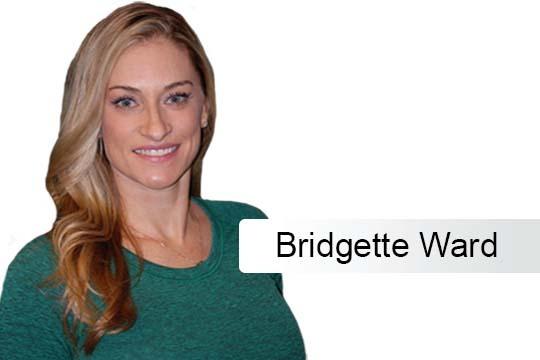 Bridgette Ward: