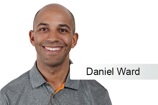 Daniel Ward: Elite Personal Trainer & Joint Mobility Specialist