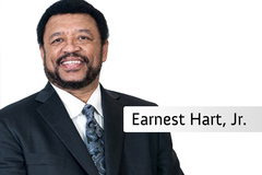 Earnest Hart, jr.: Personal Safety Consultant & International Self-Defense Expert