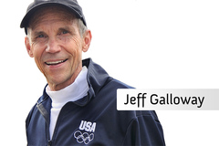 Jeff Galloway: Olympian, Best-Selling Author & World's Top Running Coach