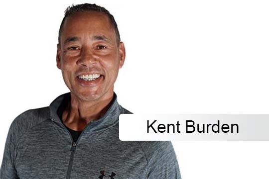 Kent Burden, MS: Master of Holistic Nutrition & Mind-Body Specialist