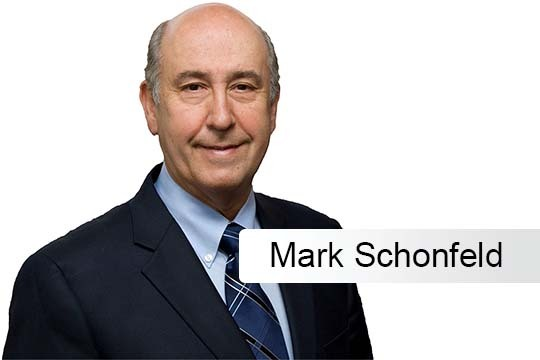 Mark Schonfeld, MD, LL.D. (Hon): Retired President/CEO of the British Columbia Medical Association