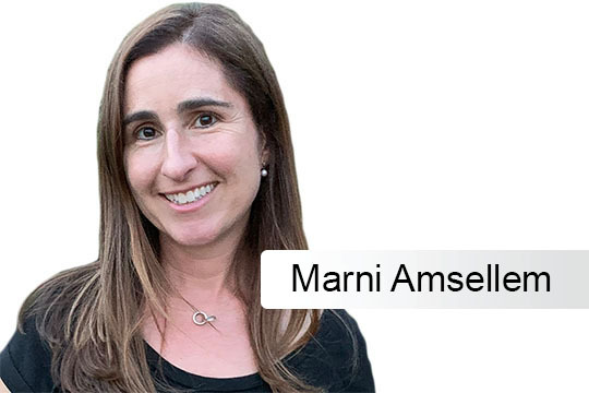 Marni Amsellem: Clinical Psychologist Specializing in Health Psychology