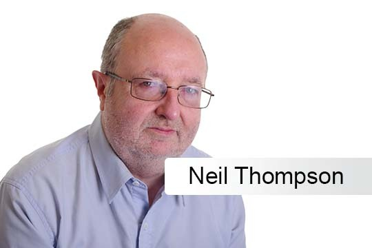 Dr. Neil Thompson: Human Relations, Well-Being & Leadership Expert
