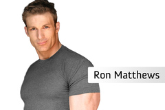 "Ron Mathews: Men's Journal ""Top 100"" Trainer & Reebok Crossfit Games Winner"