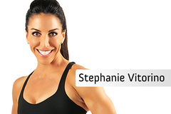 Stephanie Vitorino: Group Fitness Manager & Peak Performance Specialist