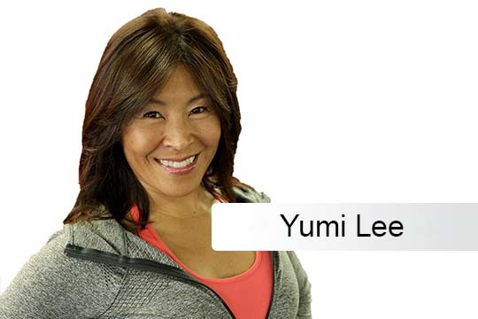 Yumi Lee: Reebok Fitness Consultant & Trainer to Hugh Jackman and Brad Pitt