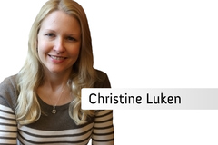 Christine Luken: The Financial Lifeguard & Author of 'Money is Emotional'